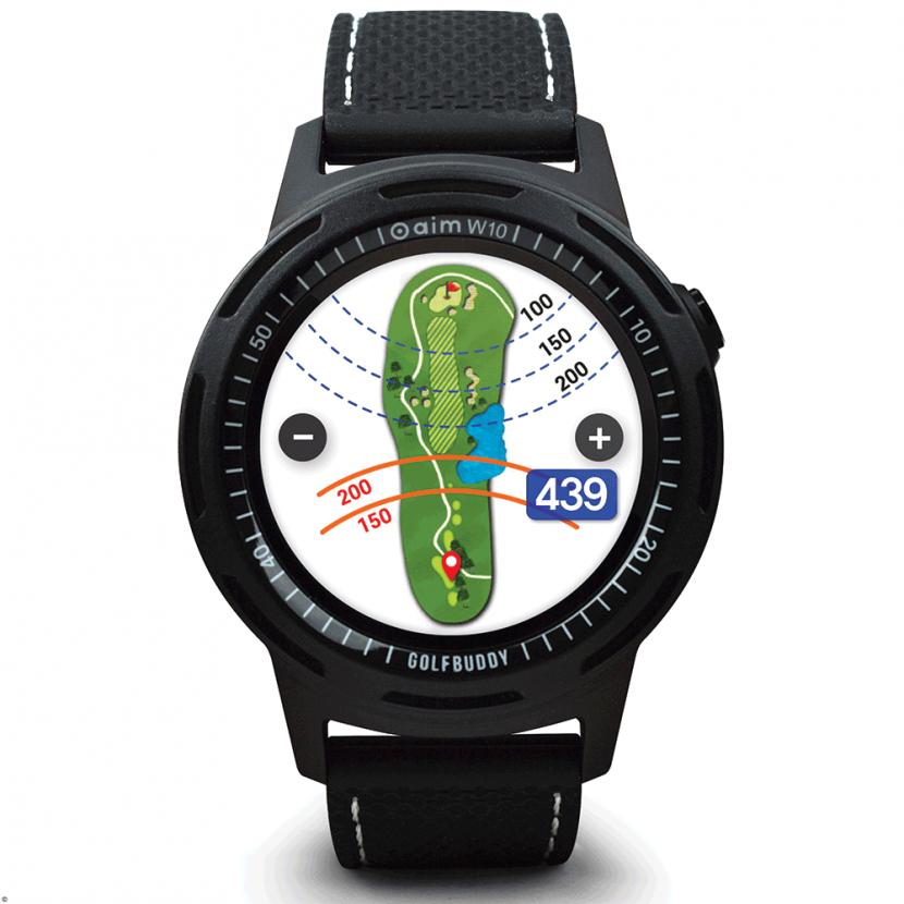 GolfBuddy AIM W10