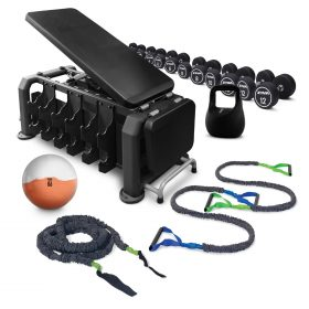 Evo Bench with PU Accessories Package