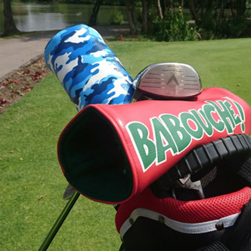 Babouche Head Cover