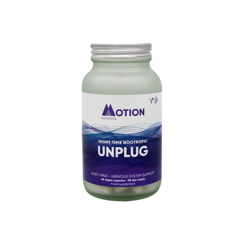 Motion Nutrition : Unplug Supplement